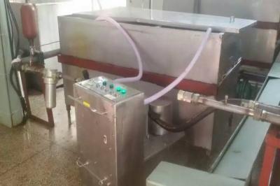 平原机器厂航空液压油净化