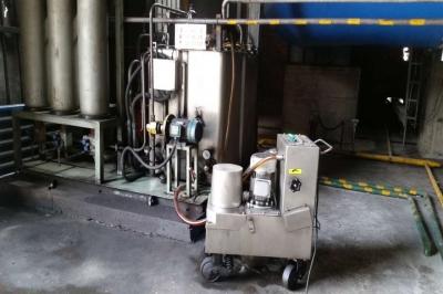 广西盛隆冶金汽轮机油净化