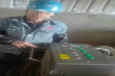 新疆大安特钢液压站在线净化