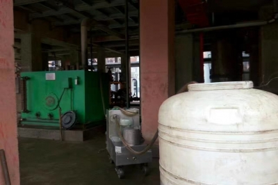 徐州丰成化工联碱分厂汽轮机油净化